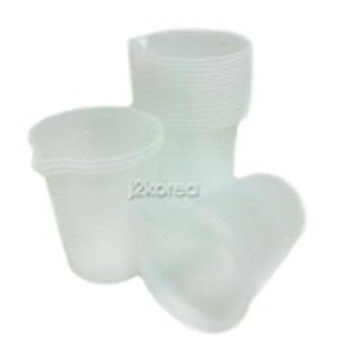 비닐용기 하드형 (비닐컵/페인트컵)<br>(600cc - 100개/Pack)