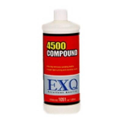 EXQ #4500 컴파운드 (SN1051/1리터)