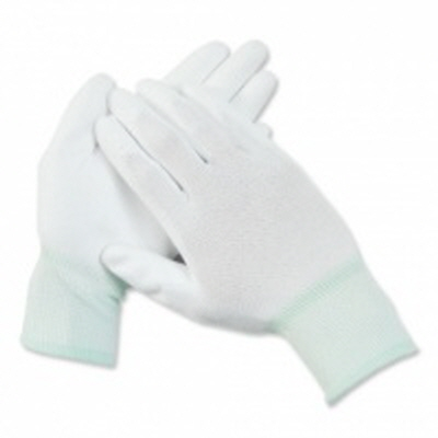 PU-PALM 흰색(화이트) 코팅 팜장갑 (100켤레)