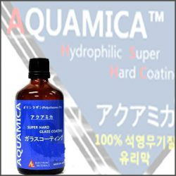아쿠아미카 NP-344 2% (100ml) 유리막코팅제