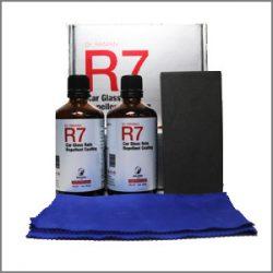 R7 유리발수코팅제 (90ml*2/<BR>코팅패드*1/코팅타월*3)