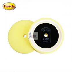 화레크라 8인치 광택 폼 패드<BR>GMC 812 (초벌 / 노랑)