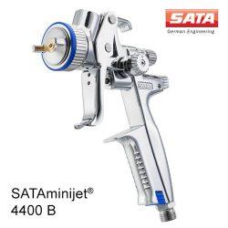 사타 스프레이건 Minijet 4400 B<BR>RP / HVLP - (미니젯)