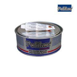 폴리코퍼티(슈퍼소프트) 1kg<BR>아연/판금 퍼티 폴리코 퍼티 - 경화제포함