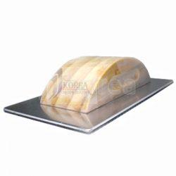 사각 샌딩파일 (알루미늄 - 벨크로)