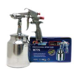 W-77S 스프레이건 (흡상식)<BR>노즐 2.5mm / 컵 1200cc