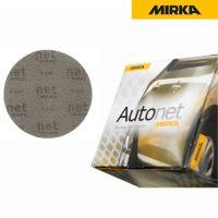 밀카 오토넷 (Autonet) 6인치 연마지<BR>아브라넷 망사페파(뻬빠) 50장/BOX