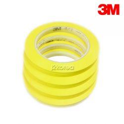 3M #471 라인(와시/내열) 테이프<br>3mm x 33M - 10롤 (PVC)
