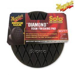 맥과이어스 다이아몬드 피니싱 패드 솔로 시스템 패드  (WDFF7/7인치)