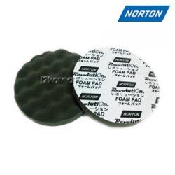 노튼(Norton) 광택 스폰지 패드 8인치 KB8001 (마무리 엠보싱)