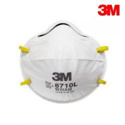 3M 방진마스크 - 8710L 2급 미스트 미세먼지 꽂가루 분진