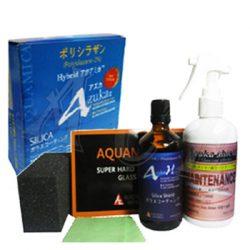 아즈카 2% (100ml/set) 하이브리드 유리막코팅제