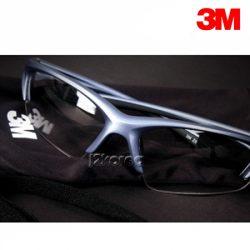 3M 보안경 (Nitrous) 안전고글 김서림 방지 코팅렌즈 눈보호 UV차단