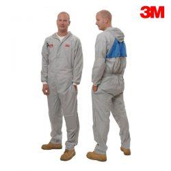 3M 재사용 도장복(원피스) PN50425 도장용 보호복 방진복 정전기방지복