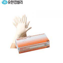 크린가드 G10 라텍스 글로브<br>(유한킴벌리) 천연고무 장갑