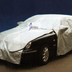토탈카바 (자동차카바) 부분별 지퍼장착