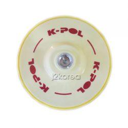 K - POL 5.5인치 백업패드 - 16mm (우레탄)