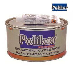 폴리코퍼티 (1.8kg) 내열용 퍼티 <BR>고온특수퍼티 - 경화제포함