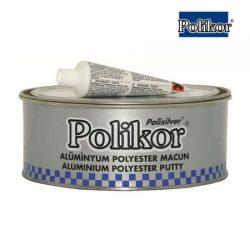 폴리코퍼티 알루미늄퍼티 (2kg)<BR>타이어휠퍼티 금속퍼티 - 경화제포함