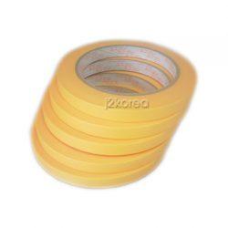 유니콘 와시(내열/라인) 테이프<br>8mm x 50M (수입)