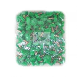 자동차 번호판 볼트 (초록색) 20EA / pack
