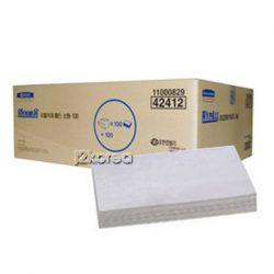 유흡착재 패드 (중형) PN 42412<BR>유한킴벌리 기름제거 청소포 와이퍼올
