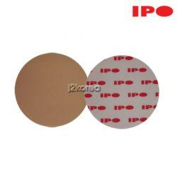 IPO 광택 스폰지 패드 8인치 PN 8090 (최종 마무리 평패드)