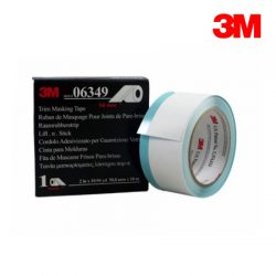 3M 트림 마스킹 테이프 PN6349<br>몰딩부위 정밀테이프