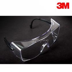 3M 보안경 (OX 2000) 안전고글 김서림 방지 코팅렌즈 눈보호 UV차단