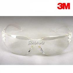 3M 보안경 (Virtua) - 투명 / 그레이 안전고글 김서림방지 코팅렌즈 눈보호 UV차단