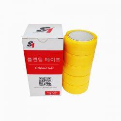S1 블렌딩(블랜딩) 테이프 9mm<BR>블랜딩 와시 라인 (5롤 / 박스)